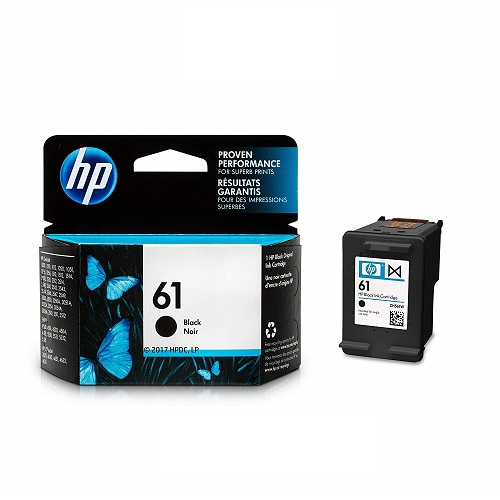 BRAND NEW HP 61 Black Original Ink Cartridge