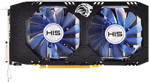 USED 4GB RX 570 VGA CARD