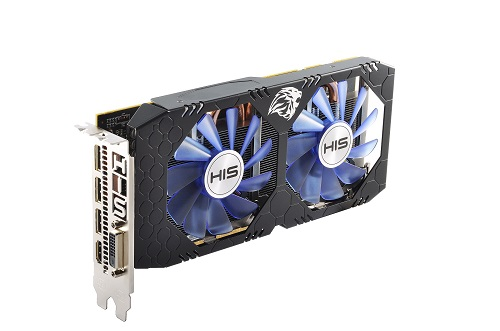 USED 8 GB RX 570 VGA CARD
